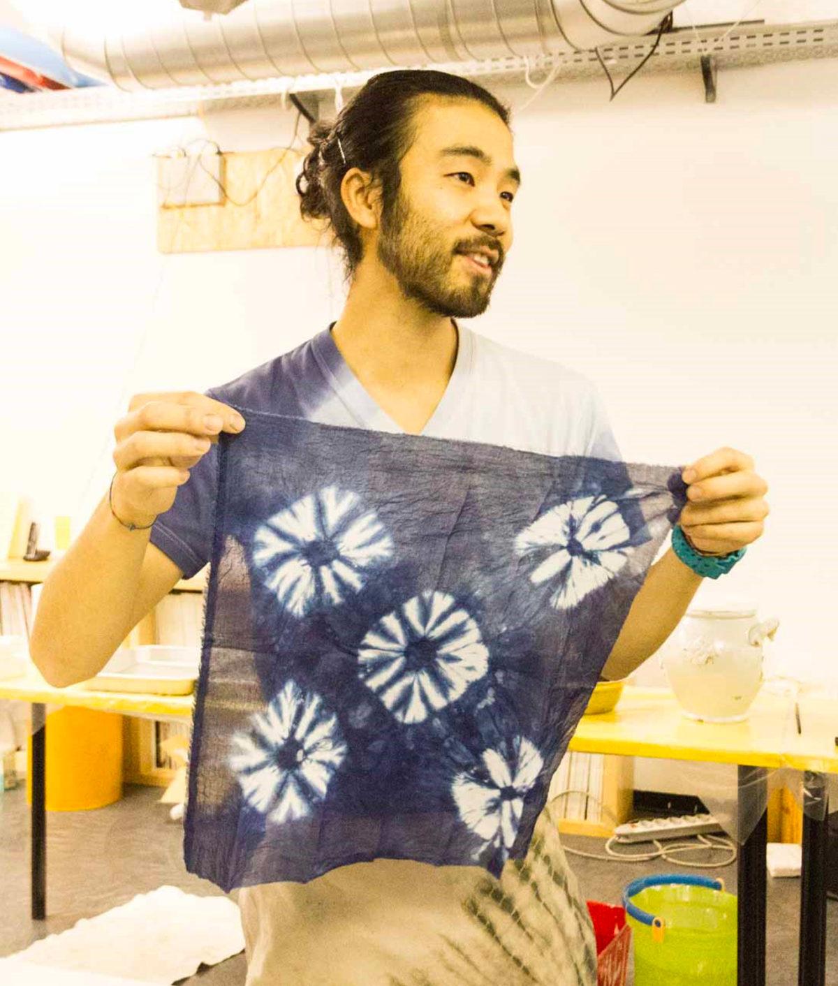 L'arte dello shibori