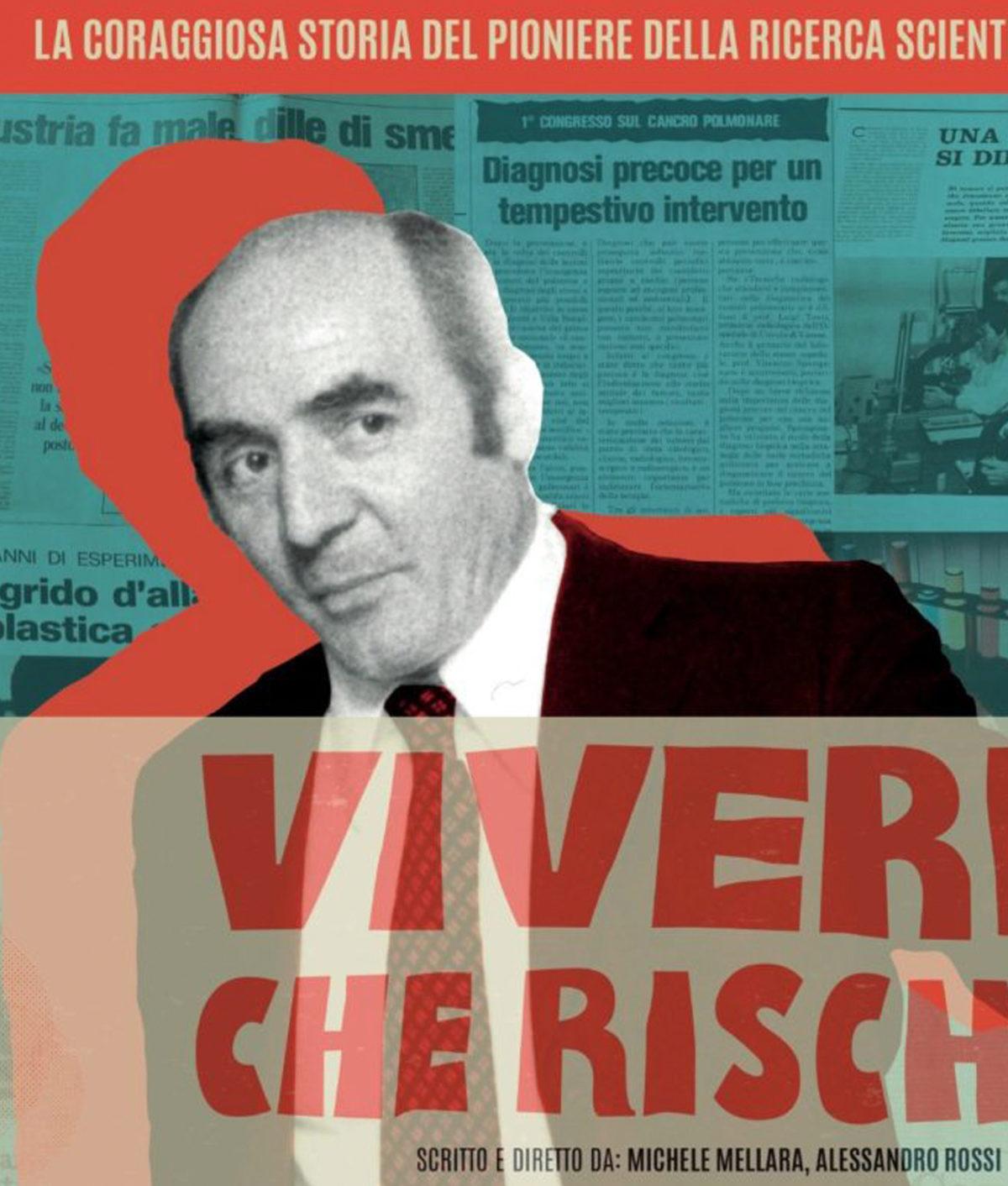 Vivere, che rischio  (Michele Mellara, Alessandro Rossi, 2019, 83′)