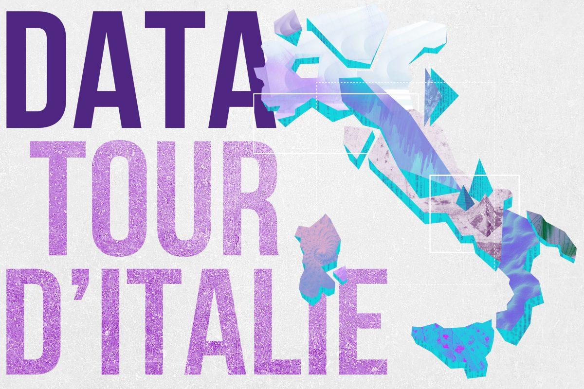 Garden Ars Electronica Bologna: Data Tour d'Italie | Talk